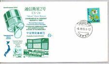 JAPANESE CS-2B LAUNCH BY N-2 ROCKET 8/6/83 PROVIDES REMOTE ISLAND COMMUNICATION