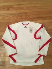 Germany Adidas Formotion Youth Soccer Goalkeeper Jersey Size XL