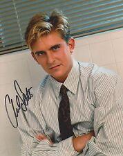 Charlie Schlatter Signiert 8x10 Foto - Dr Jesse From Diagnosis Murder - G55