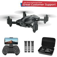 Holy Stone HS165 Foldable GPS Drone with 2K HD Camera RC Quadcopter Tapfly +Case