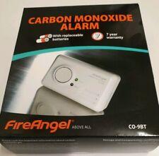 FireAngel 7 Years Digital Carbon Monoxide Detector With Alarm compact built...A+