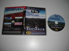 ORBX FTX AUSTRALIA SP4 Pc DVD Add-On Microsoft Flight Simulator Sim X FSX