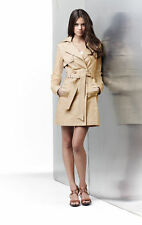 Cotton Business Women's Trench Coats