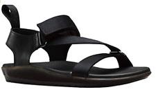 DR. MARTENS Ladies Women's BALFOUR Black Leather Sandals - size UK 4 5 6 7