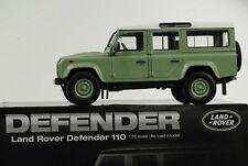 1:18 Land Rover Defender 110 1983 grün  Diecast Dorlop Neu