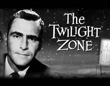 The Twilight Zone Rod Serling  Refrigerator / Tool Box Magnet