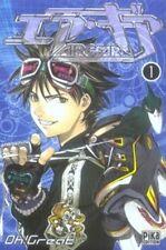 Collection de mangas Air Gear  - Tomes 1 à 16 -  Pika