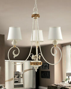 Chandelier Classic Wrought Iron