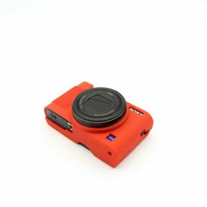 Soft Silicone Protective Cover Case For Sony RX100 III/IV/V Camera Body