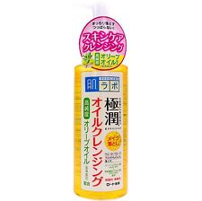 Rohto Hadalabo Gokujyun Hyaluronic Acid Oil Cleansing [Makeup Remover] Hada Labo