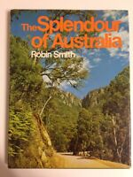 The Splendour of Australia By Robin Smith Vintage Photography Coffee Table Book