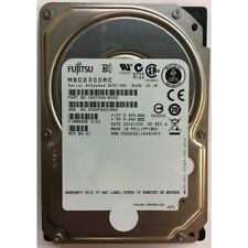 300 GB internal buffer: 16 MB FUJITSU Enterprise MBD2300RC Hard drive 2.5 SAS 10025 rpm