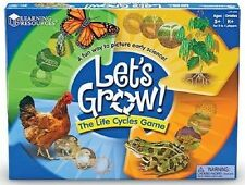 Let's Grow The Life Cycles Game - NEW! Science Teacher - by Learning Resources