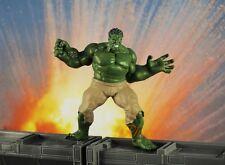Marvel Superhero Figure Incredible Hulk AVENGERS Status Model Cake Topper K786