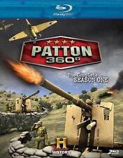 Patton 360 Complete Season 1 0733961225099 Blu-ray Region a
