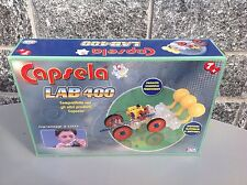 Vintage Rare Capsela  Lab 400  Motor Car With Electric Engine Motore Elettrico