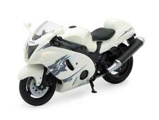 Moto Miniature Suzuki GSX 1300 R Hayabusa (2010) neuve en boite New ray 1/18°