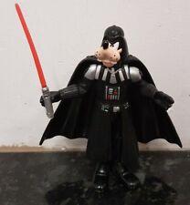 "Disney Star Wars Star Tours Goofy As Darth Vader 4.5"" tall"