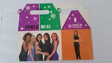SPICE GIRLS original official ASDA unused MEAL BOX from 1997 #2