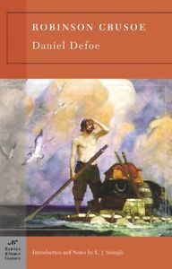 Robinson Crusoe (Barnes & Noble Classics) by Daniel Defoe
