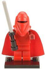 Emperor's Royal Guard  Minifigure Star Wars Fits Lego