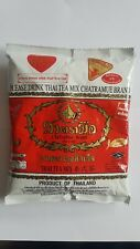 THAI RED MILK ICE TEA MIX ORIGINAL NUMBER 1 CHATRAMUE 400g BAG UK STOCK