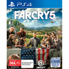 Far Cry 5 (Play Station 4, 2018)