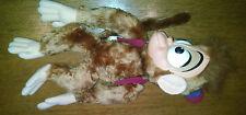 "Vintage 1990s Disney Store Apu Aladdin Chimp Monkey 18"" Plush"