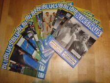 Birmingham City Home Teams Football Programme Collections/Bulk Lots