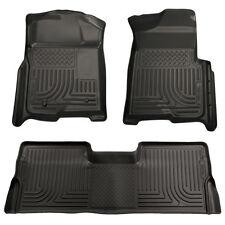 08-16 Ford F250 Super Duty Super Cab 4 Door Rear Hinged Carpet 8991-Sandalwood