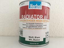 Herbol  Radiator AF Heizkörperlack Hochdeckend Hochlänzend 750 ml/ L 22,60