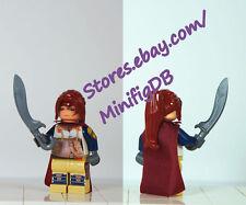 LEGO Custom minifig Final Fantasy Lightning
