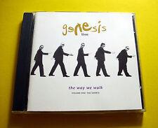"CD "" GENESIS - THE WAY WE WALK / LIVE - THE SHORTS "" 11 SONGS (MAMA)"