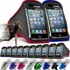 Sports Armband Case Cover✔Headset✔Running Jogging Cycling Gym Exercise Fitness