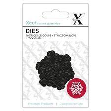 Xcut (Docrafts) Mini Paper Card Scrapbook Craft Metal Dies - Filigree Snowflake