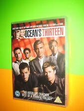 Ocean's Thirteen (DVD, 2007); Brad Pitt, George Clooney, New and Sealed FREEPOST