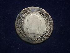 10 Kreuzer 1797 E Karlsburg Franz II. RDR W/16/43/A