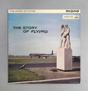 "The Story of Flying - NEAR MINT - UK 10"" Vinyl - CLP 1211"