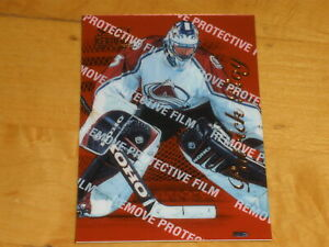 1996-97 Select Certified Red #81 Patrick Roy /1800