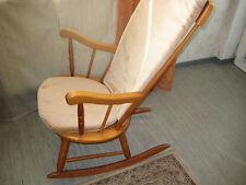 Schaukelstuhl Auflage In Stühle Günstig Kaufen Ebay