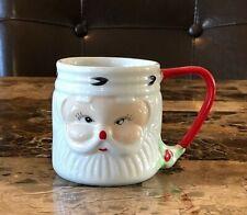 Vintage Santa Claus Drinking Mug
