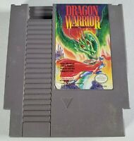 Dragon Warrior (Nintendo Entertainment System NES Game 1989 Cartridge Only