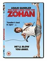 You Don't Mess with the Zohan (DVD 2009) Adam Sandler