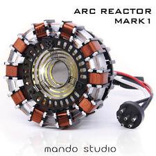 USA STOCK DIY MASTER GRADE IRON MAN MK1 ARC REACTOR USB POWERED