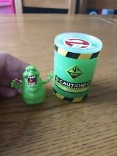 Ghostbusters Silmmer Figure And Tub Of Slime
