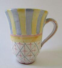 VTG Victoria & Richard Mackenzie Childs MONET Mug 1994