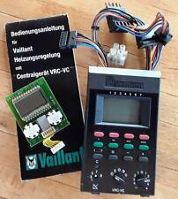 Vaillant VRC-VC Regelung 7 Pin und Statusanzeige Display