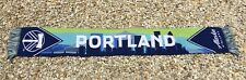 Portland Timbers ALASKA AIRLINES Skyline Soccer Scarf MLS