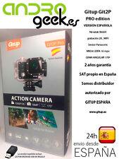 Camara deportiva Gitup GIT2P Pro Versión Española.2 años garantia GITUP ESPAÑA!!