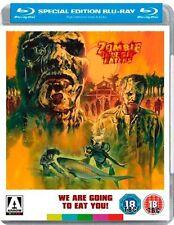 Zombie Flesh Eaters - 2 x Disc Blu-Ray - Uncut - OOP - Lucio Fulci